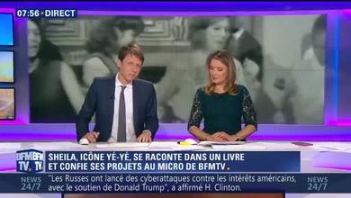 20 octobre 2016 / Culture & Vous - BFM TV