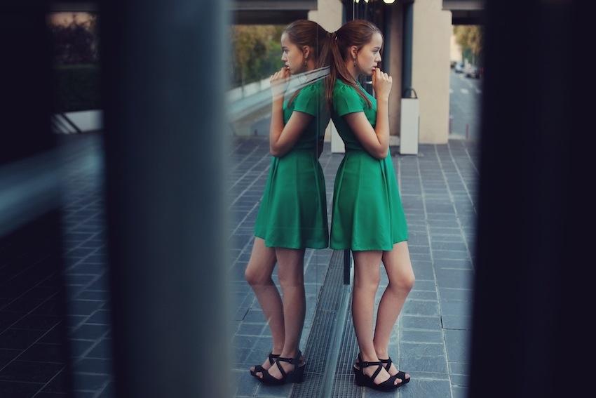 { Street Corner } (Camille)