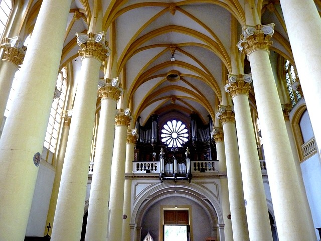 Metz l'église Saint-Clément 14 Marc de Metz 01 11 2012