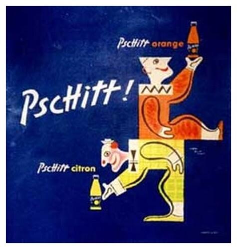 Le Pschitt - 1955