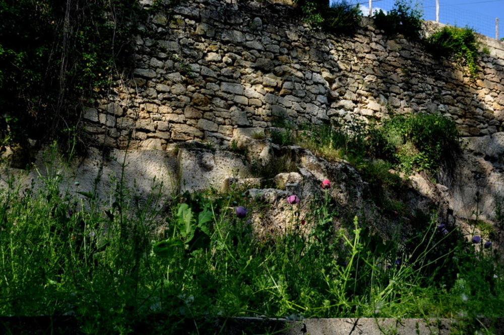 Murs bernoux