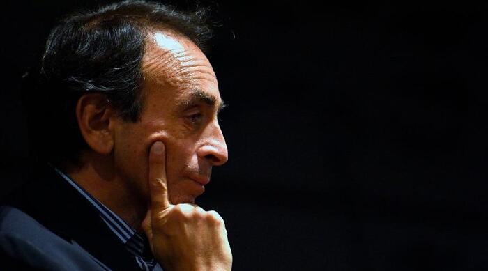 Le journaliste xénophobe Eric Zemmour prédit une guerre civile en France