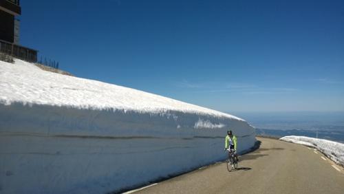 Stage vélo dans le Vaucluse