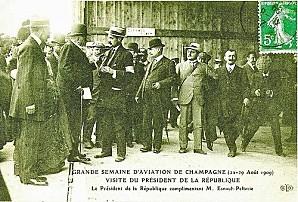 Armand Fallières Esnault Pelterie