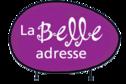 """Résultat de recherche d'images pour """"logo la belle adresse"""""""