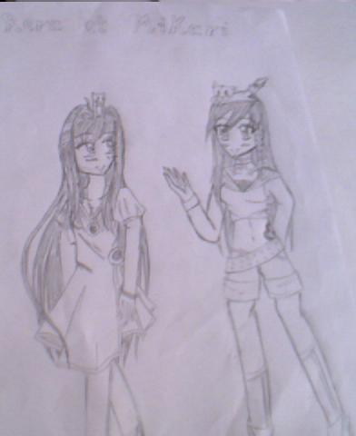 Mikari et Rera (2)