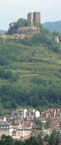Randonnée St-Vincent-du-Pendit - Monteil (Lot)