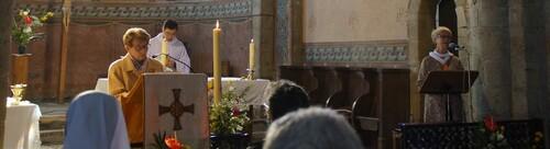 Messe du Dimanche de Pâques (Huriel)
