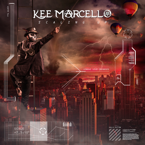 KEE MARCELLO : Scaling Up - cover