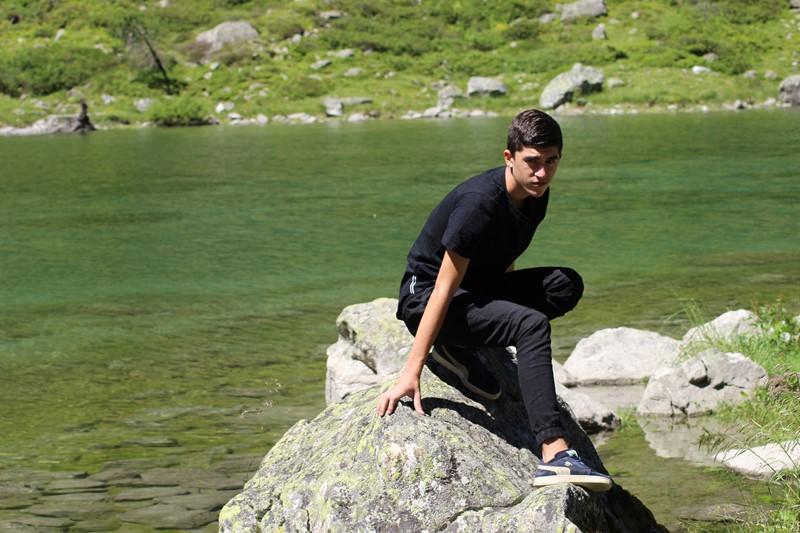 Au lac de Suyen