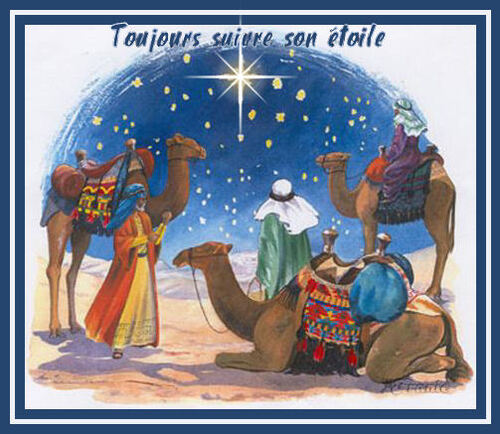 Bon Veek-end a mes Amis                  _ Joyeux Epiphanie pour Tous