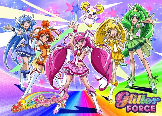 Smile Pretty Cure/Glitter Force