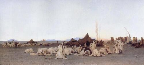 """""""L'Orientalisme""""  une conférence de Marlène Gossmann pour l'ACC"""