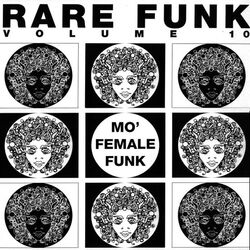 V.A. - Rare Funk Vol.10 - Complete CD