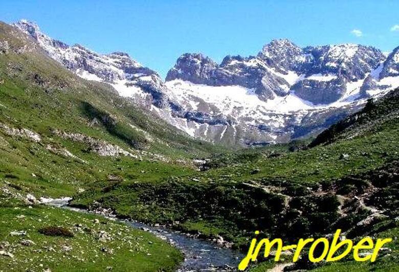 Haute Pyrénées (65): Le cirque d'Estaubé , véritable sanctuaire de la vie sauvage