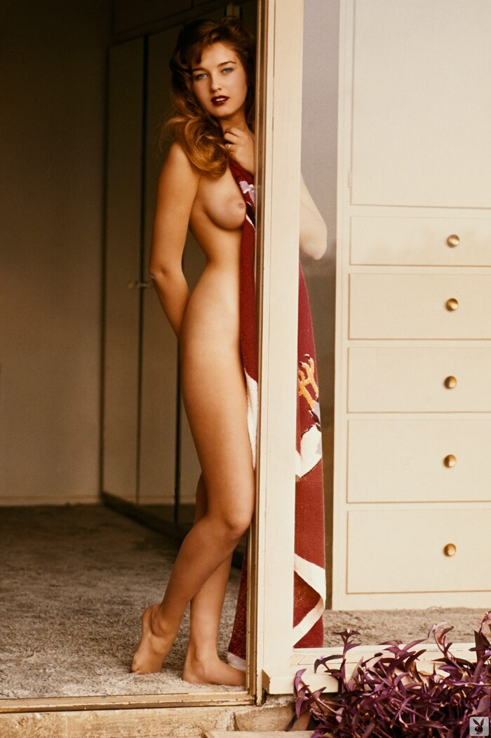 Connie Cooper, Playboy Playmate, January 1961