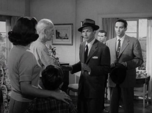 Je dois tuer, Suddenly, Lewis Allen, 1954