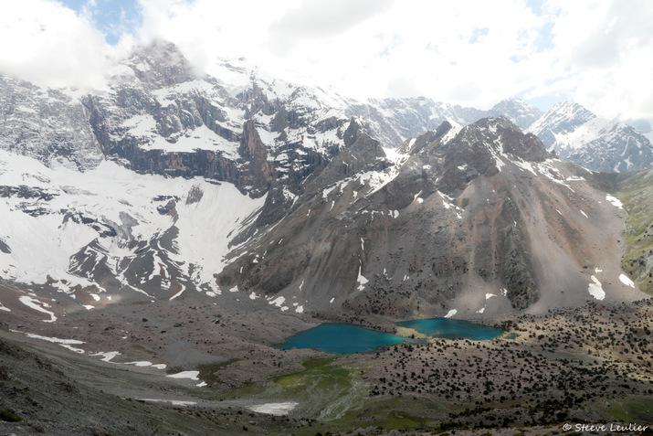 Trek dans les monts Fanskye du Tadjikistan (juin 2019)