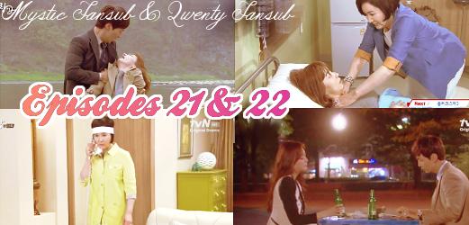 Crazy Love Episode 21 et 22