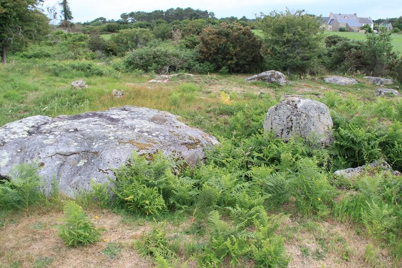 855 - Une boucle à Erdeven, le pays de la dune (56)