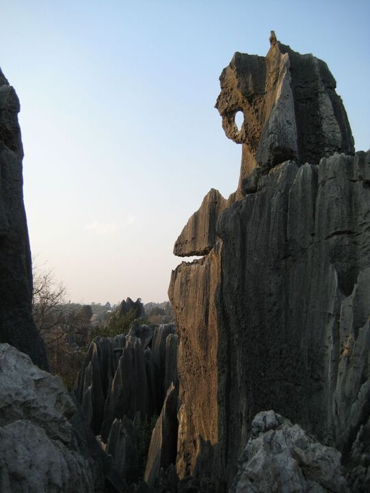 LES ROCHERS ELEPHANT