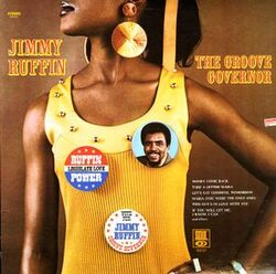 Jimmy Ruffin - The Groove Governor - Complete LP