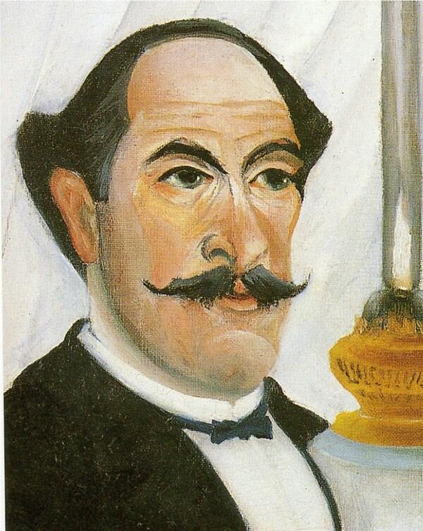 Henri Rousseau (1844-1910): entrée en scène à 41 ans.