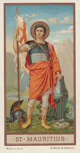 Saint Maurice was the commander of a... - St. Benedict Center | Facebook