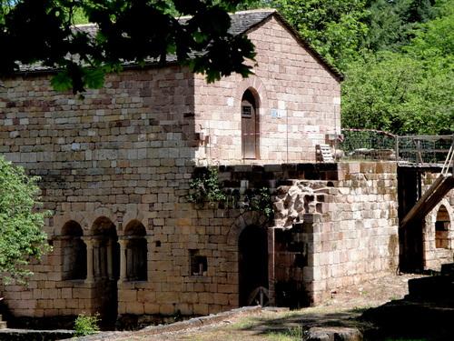 L'abbaye du Sauvage