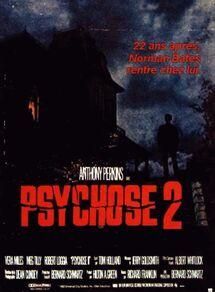 PSYCHOSE 2 BOX OFFICE FRANCE 1983