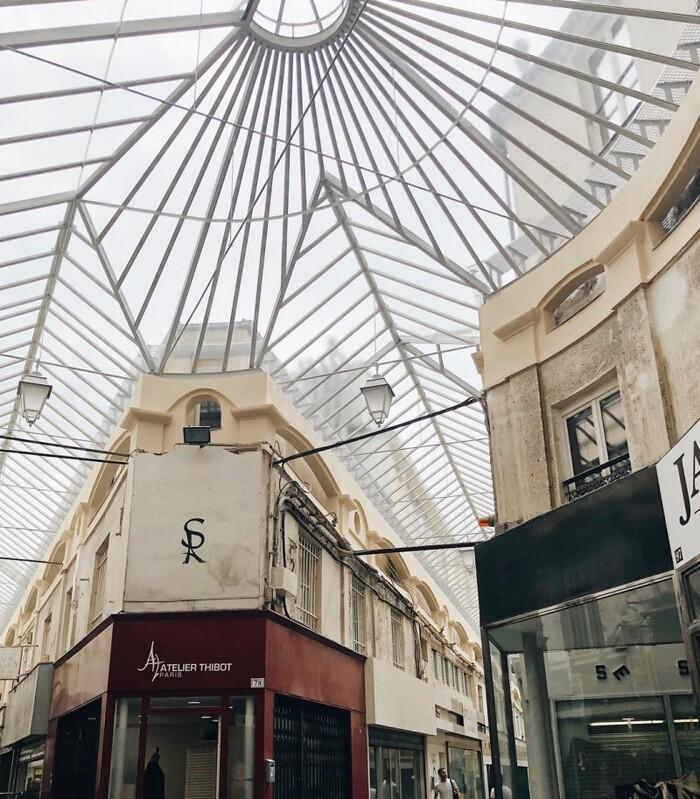 Les plus beaux passages couverts de Paris