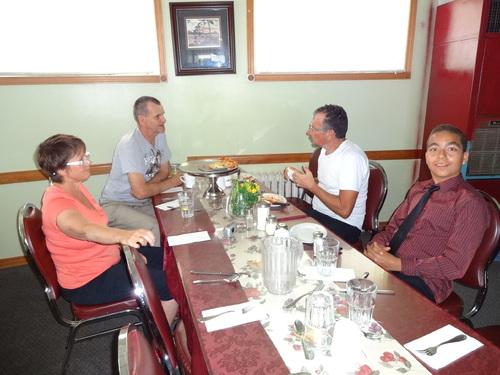 Lundi 29 juillet : Thunder Bay – Nipigon