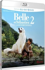 [Blu-ray] Belle et Sébastien, l'aventure continue
