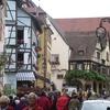 Dans un village alsacien