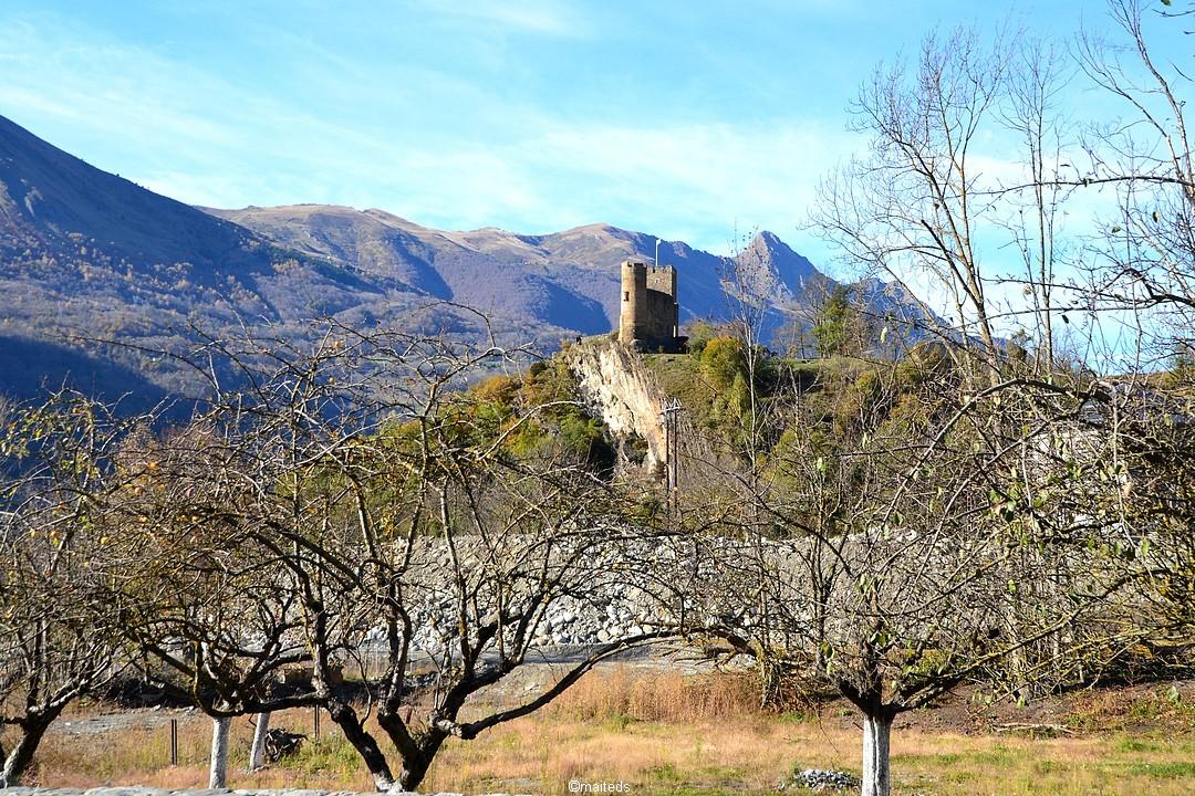 Château Sainte-Marie - Esterre (65)