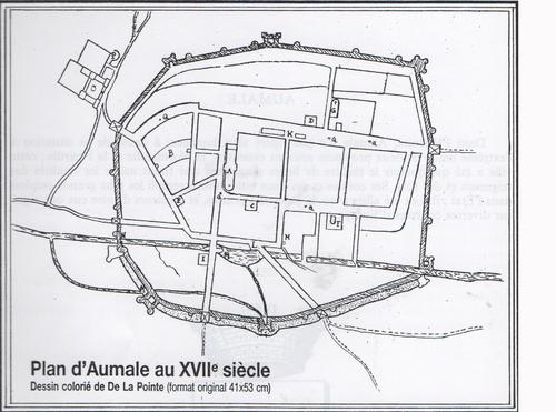 LES REMPARTS D'AUMALE (Seine-Maritime)