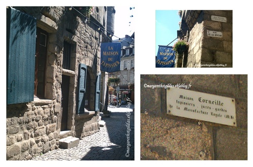 Aubusson (Creuse) capitale de la tapisserie - 2