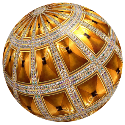 sphères 3D