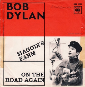 Side by Side # 95 : Maggie's Farm - Bob Dylan/The Walkabouts
