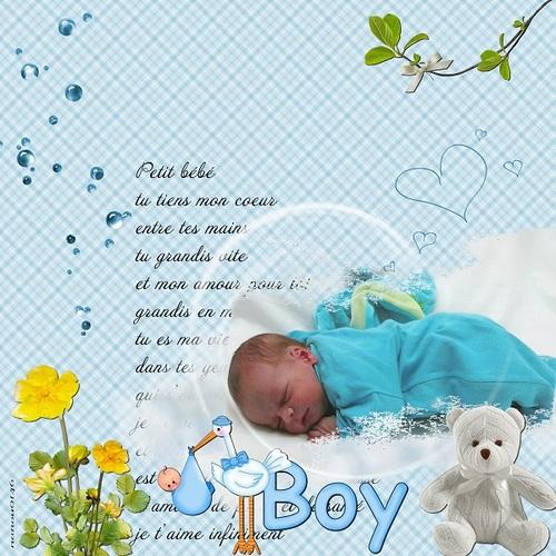 Kit It's a boy