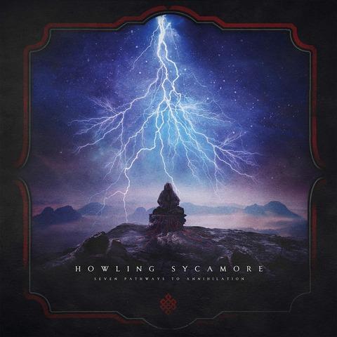 HOWLING SYCAMORE - Un nouvel extrait de l'album Seven Pathways To Annihilation dévoilé
