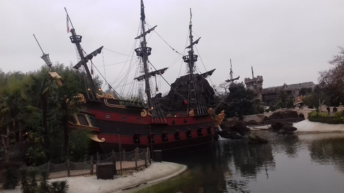 Disneyland Paris Janvier 2019