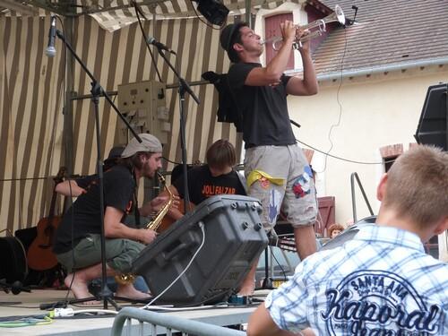 Festival des Brasseurs 2012 à Montier en Der