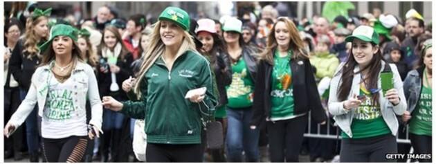 America's new Irish immigrants