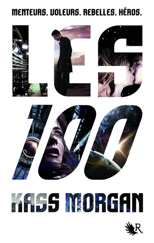 Interview Les 100 de Kass Morgan
