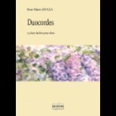"""2. """"Duocordes"""", 15 duos faciles pour altos"""