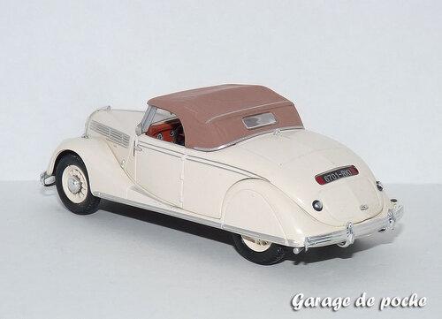 Renault Viva Grand Sport cabriolet 1935