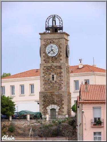 Port_Vendres_L_Horloge