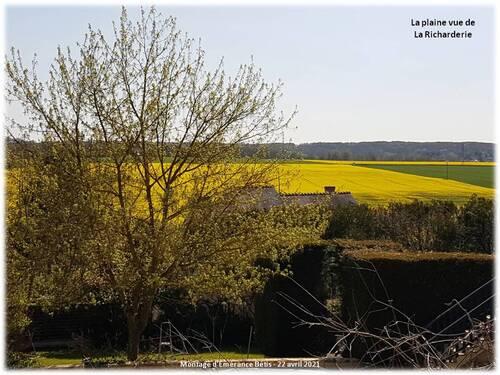 Boucle de 6 km Chennevières-La Richarderie