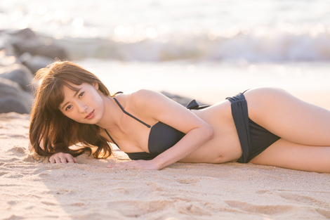 WEB Gravure : ( [Hello! Project Digital Books] - |2020.05 Vol.191| Erina Ikuta )